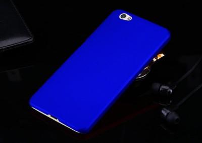 Case Creation Back Cover for VIVO V7(DARK ROYAL BLUE, Grip Case, Plastic)