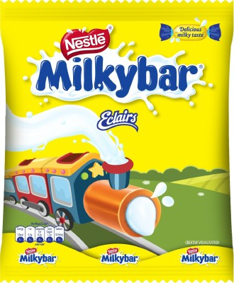 Nestle Milky Bar Eclairs Caramels(320 g)