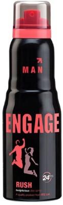Engage Rush Deodorant Spray For Men 150 ml