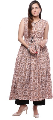 Desi Belle Casual Printed Women