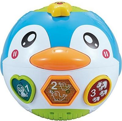fun wee Pinguino De Juguete Interactivo, Musical Y Bilingue Con Luces, Sonidos Y Movimiento Para Bebes E Infantes - Juguetes Interactivo(Multicolor)  available at flipkart for Rs.6752