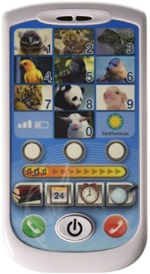 Lakeside Kidz Delight Smithsonian Smart Phone Toy(Multicolor)  available at flipkart for Rs.3461