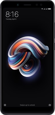 Upto 6 GB| 64 GB Redmi Note 5 Pro (Black, 64 GB) Now ₹13999