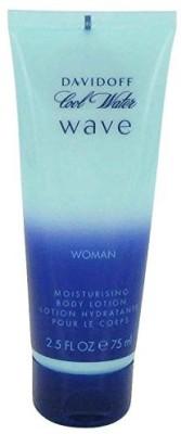 Davidoff Cool Water Wave By Body Lotion(73.94000000000001 ml)