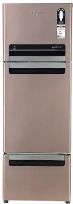 Whirlpool 240 L Frost Free Triple Door Refrigerator(Alpha Mocha, FP 263D Protton Roy)