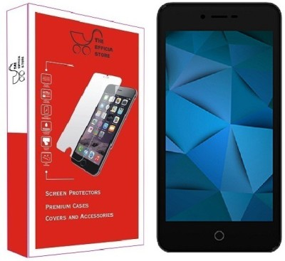 Efficia Tempered Glass Guard for Karbonn Aura Sleek 4G