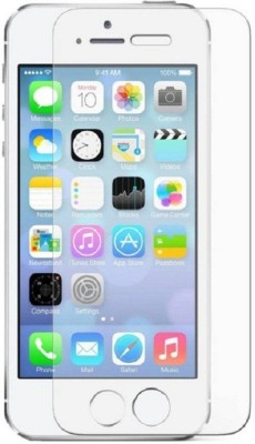 Power Tempered Glass Guard for Apple iPhone SE(Pack of 1)