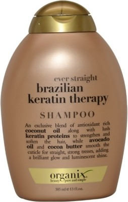 Organix Brazilian Keratin Therapy(385 ml)