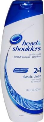 Head & Shoulders Classic clean 2-in-1(420 ml)