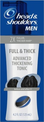 Head & Shoulders Full & Thick Advanced Thickening Tonic(125 ml)