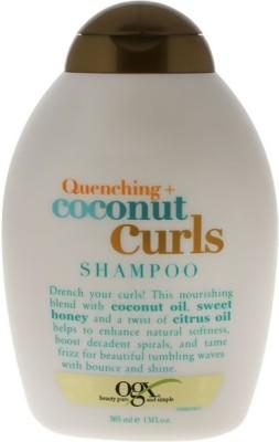 Organix Quenching + Coconut Curls(395 ml)