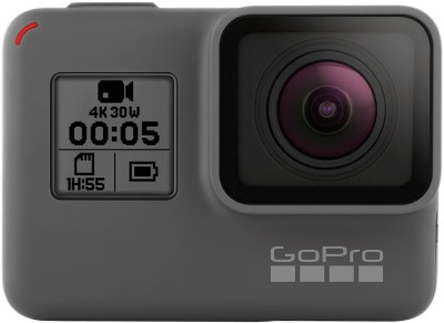 View GoPro HERO H Sports and Action Camera(Black 0 MP) Camera Price Online(GoPro)