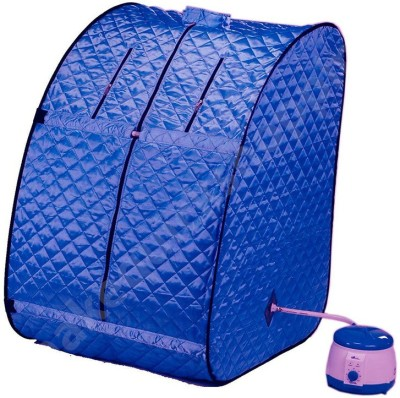 Rizen Healthcare rh_sunbath Portable Steam Sauna Bath(Blue)