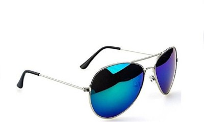 MAXX Aviator Sunglasses(Blue)