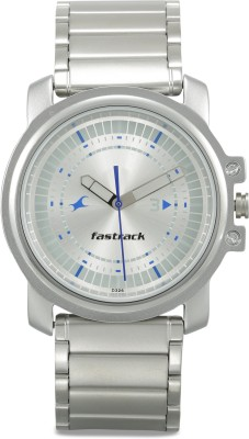 Fastrack NG3039SM03 Upgrades Analog Watch  - For Men