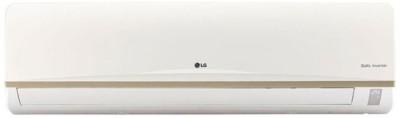 LG 1.5 Ton 3 Star BEE Rating 2018 Inverter AC  - White(JS-Q18AUXA2, Copper Condenser)