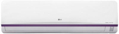 LG 2 Ton 3 Star BEE Rating 2018 Inverter AC  - White(JS-Q24BUXD, Copper Condenser)