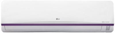 LG 1 Ton 3 Star BEE Rating 2017 Split AC  - White(JS-Q12NUXA)