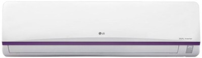 LG 1 Ton 3 Star BEE Rating 2018 Inverter AC  - White(JS-Q12BUXD, Copper Condenser)
