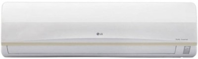 LG 1.5 Ton 3 Star BEE Rating 2018 Inverter AC  - White(JS-Q18PUXA, Copper Condenser)