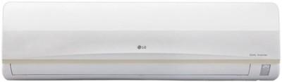 LG 1 Ton 3 Star BEE Rating 2017 Inverter AC  - Red(JS-Q12WTXD, Aluminium Condenser)