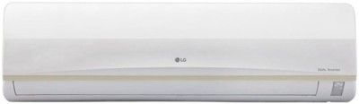 LG 1 Ton 3 Star BEE Rating 2018 Inverter AC  - White(JS-Q12PUXA, Copper Condenser)