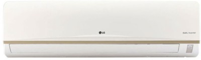 LG 1 Ton 3 Star BEE Rating 2018 Inverter AC  - White(JS-Q12AUXA1, Copper Condenser)