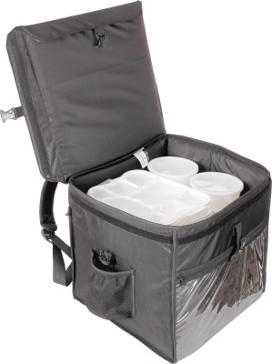f55189f924e 23% OFF on Triage Chief Insulated Meal Delivery Bag (Black) 67 L Backpack(Black)  on Flipkart   PaisaWapas.com