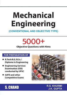 For the students of U.P.S.C. (Engg services); IAS (Engg. group); B.Sc Engg; Diploma and other competitive courses. More than one thousand Objective Type Questions from various examining bodies have been added. The solutions to Important Objective type Questions have been added at the end of this treatise. It includes Multiple Choice questions, true and false questions, fill in the blank and matching type questions.