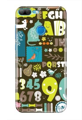 Noise Back Cover for Honor 9 Lite(Multicolor, Plastic) Flipkart
