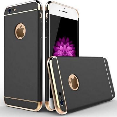 Ziksa Back Cover for Apple Iphone 5/5s/5sE Black
