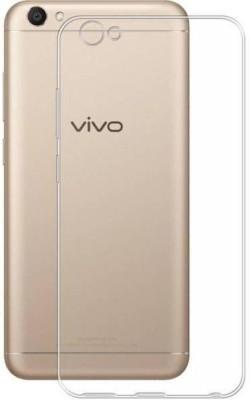 S Hardline Back Cover for VIVO V5 Transparent S Hardline Plain Cases   Covers