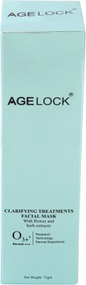 O3+ agelock Clarifying Treatments Facial Mask(75 ml)  available at flipkart for Rs.605