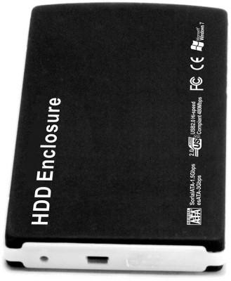 AlexVyan Velvet TB-105 External portable Sata Casing Hard Disk case Usb 2.0 2.5 inch External Hard Drive enclosure Suitable for Laptop Hard Disk WD Hard Disk Toshiba Seagate HP Lenovo Transcend Samsung 2.5 Hard Disk Enclosure(For WD 2.5 Inch Sata Hard Disk( Laptop), Seagate 2.5 Inch Sata Hard Disk(