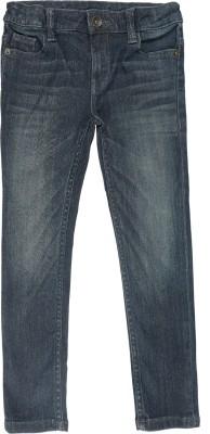 Tickles By Inmark Skinny Boys Grey Jeans