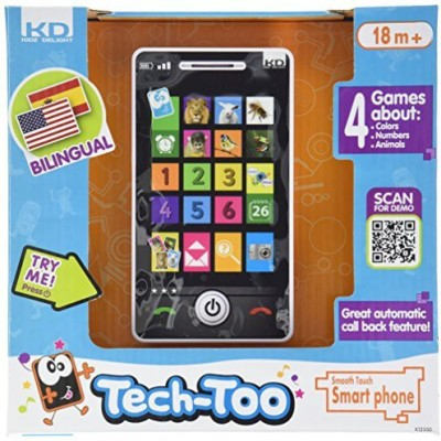 Kidz Delight Smooth Touch Smart Phone(Multicolor)  available at flipkart for Rs.2516
