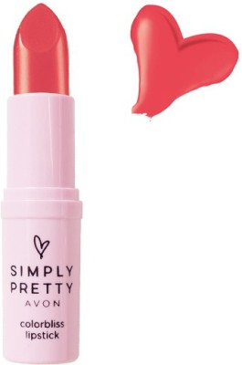 Avon Anew Color Bliss Lipstick 4 GM Cool Coral