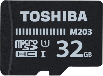 Toshiba M203 32GB MicroSD Card
