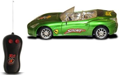 AKSHAT R/c Super First Leader Remote Control sport Car(Green)  available at flipkart for Rs.293