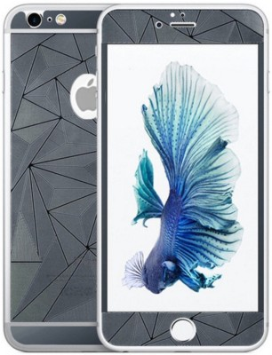 Case Creation Front and Back Screen Guard for Apple Iphone 7 Plus 2017(Pack of 2)