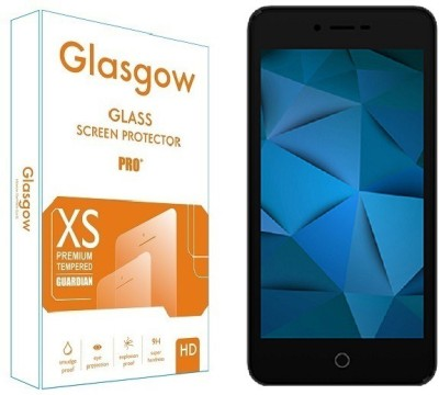 Glasgow Tempered Glass Guard for Karbonn Aura Sleek 4G