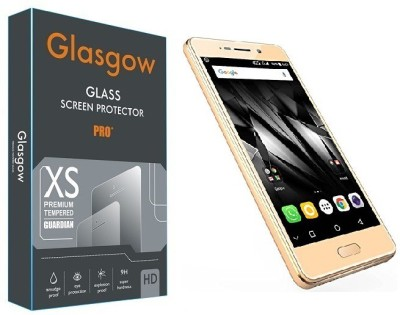 Glasgow Tempered Glass Guard for Micromax Canvas 2 Q4310 (2017)(Pack of 1)