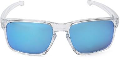 Oakley SLIVER Rectangular Sunglass(Blue)