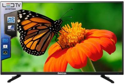 Dektron 48cm (19 inch) HD Ready LED TV(DK1977HDR) 1