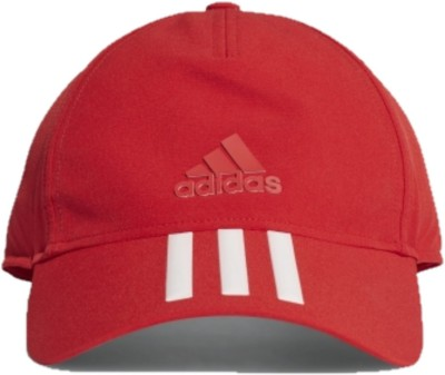 17b6ac80a40 5% OFF on ADIDAS Solid C40 3S Climalite Cap on Flipkart
