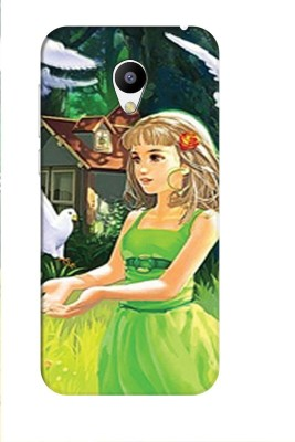 Aman Back Cover for Meizu M2(Multicolor, Plastic) Flipkart