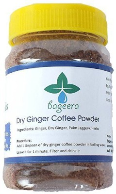 Bageera Naturals Dry Ginger Coffee Powder Filter Coffee 200 g(Ginger Flavoured)  available at flipkart for Rs.200