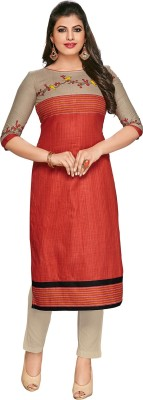 Chatri Fashions Cotton Printed Kurta Fabric(Un-stitched)