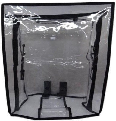 TRAVELLER CHOICE new series 24 inch trolley bag cover Luggage Cover medium, transparent