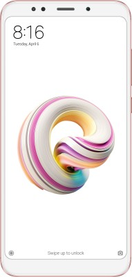 Redmi Note 5 (Rose Gold, 32 GB)(3 GB RAM)